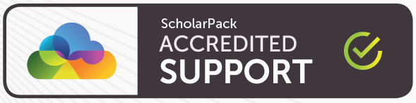 ScholarPack accredited team