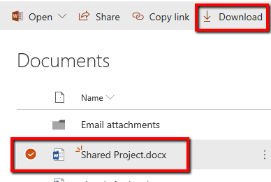 How to attach a file from Classic SharePoint to an e-mail in