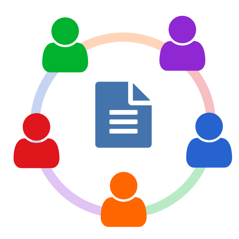 sharepoint file collaboration flat