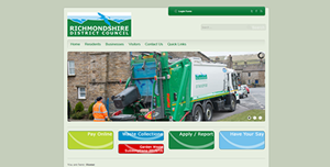 richmondshire joomla